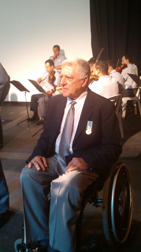 Elcio Inocente, presidente da APMDFESP, foi indicado pela ABFIP ONU para receber a honraria