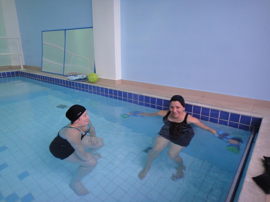 Conheça o espaço na APMDFESP onde os associados podem fazem hidroterapia
