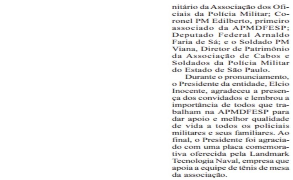 (Foto: reprodução/ Jornal SP Norte)