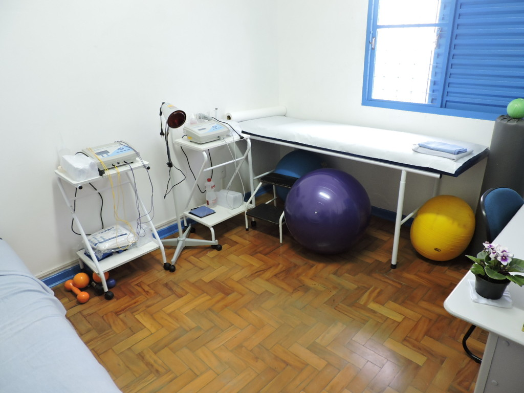 Oespaço de fisioterapia vai atender PM e seus dependentes
