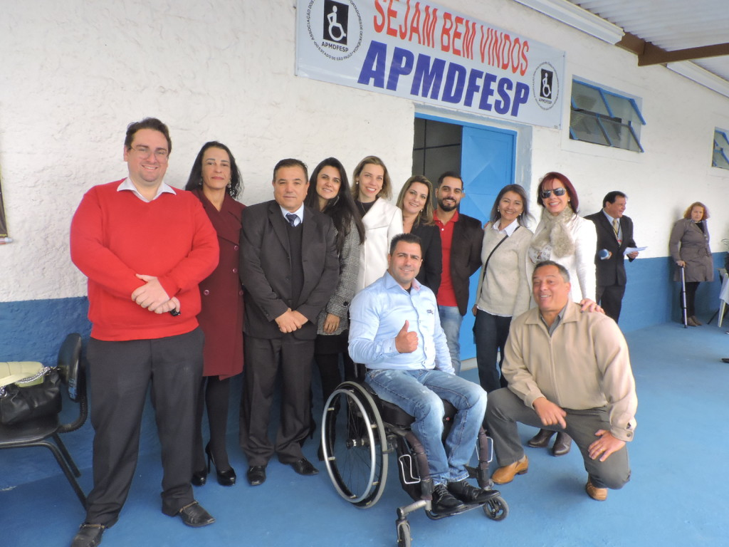 Equipe do Departamento Jurídico com Toninho messias, Mhel Lancerotti e Coronel Cauzzo