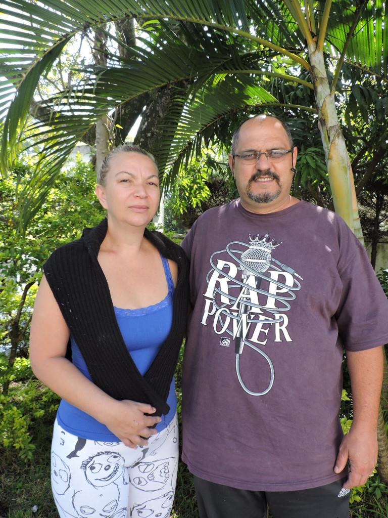 Ismael de assis e esposa (2)